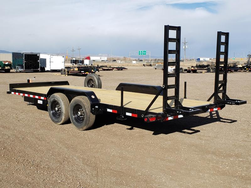 2021 Big Tex Trailers 14EE-20 Equipment Trailer