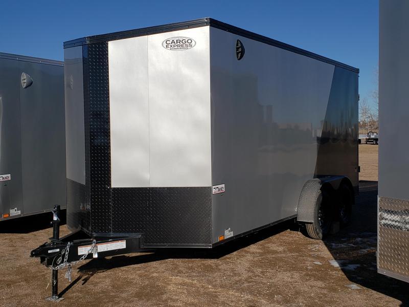 2022 Cargo Express XLW7X16TE2SE-RD Enclosed Cargo Trailer