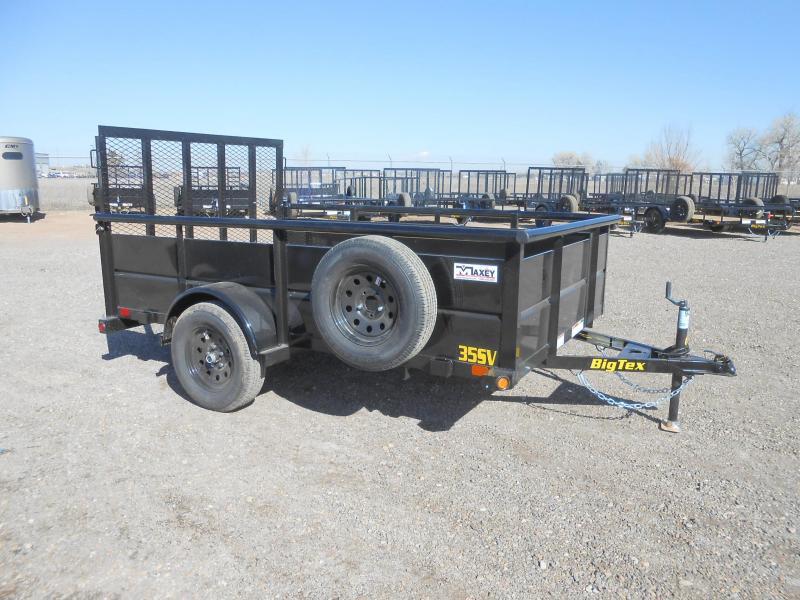 2022 Big Tex Trailers 35SV-10 Solid Side Utility Trailer