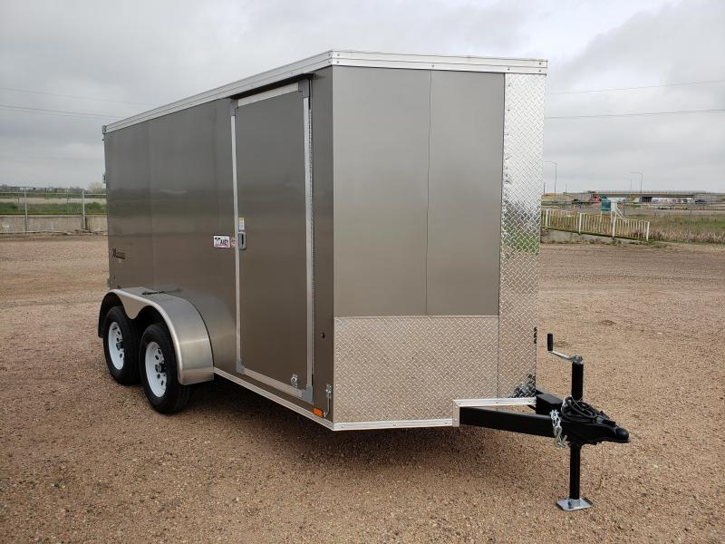 2022 Cargo Express XLW6X12TE2-RD Enclosed Cargo Trailer