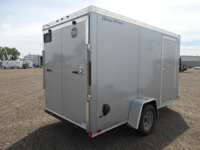 2020 Wells Cargo RFV612S2-RD Enclosed Cargo Trailer