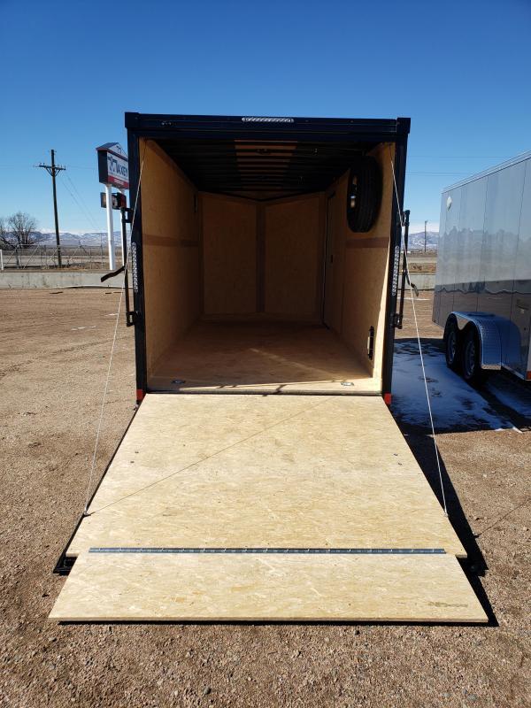 2021 Wells Cargo RFV716T2-RD Enclosed Cargo Trailer