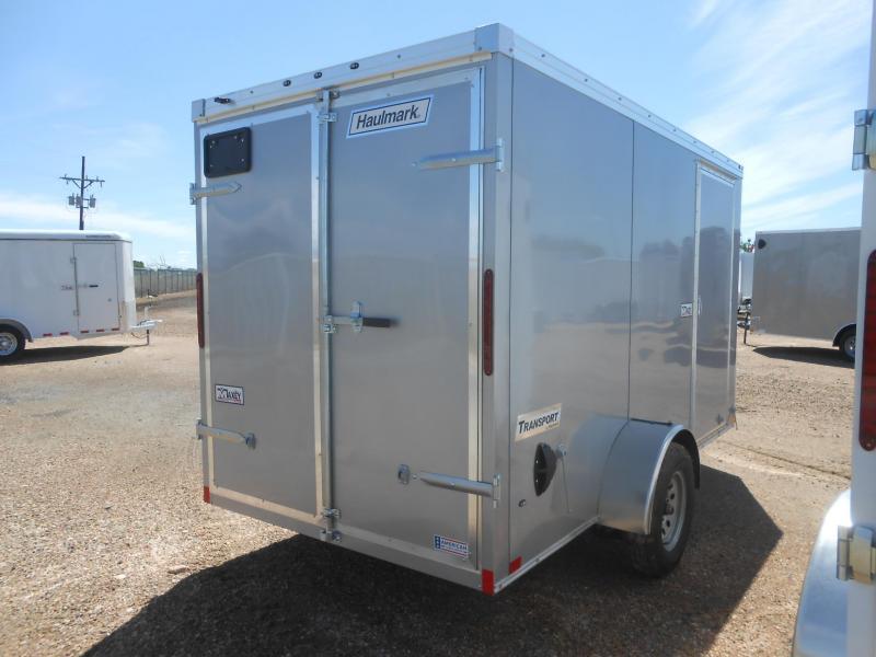 2020 Haulmark TSV612S2-DBL DRS Enclosed Cargo Trailer