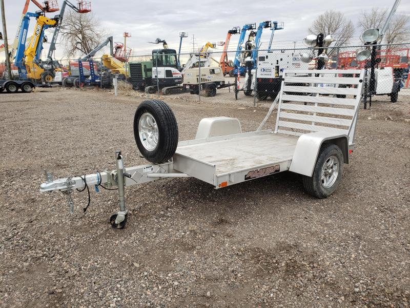2015 Aluma 548 All Aluminum Utility Trailer