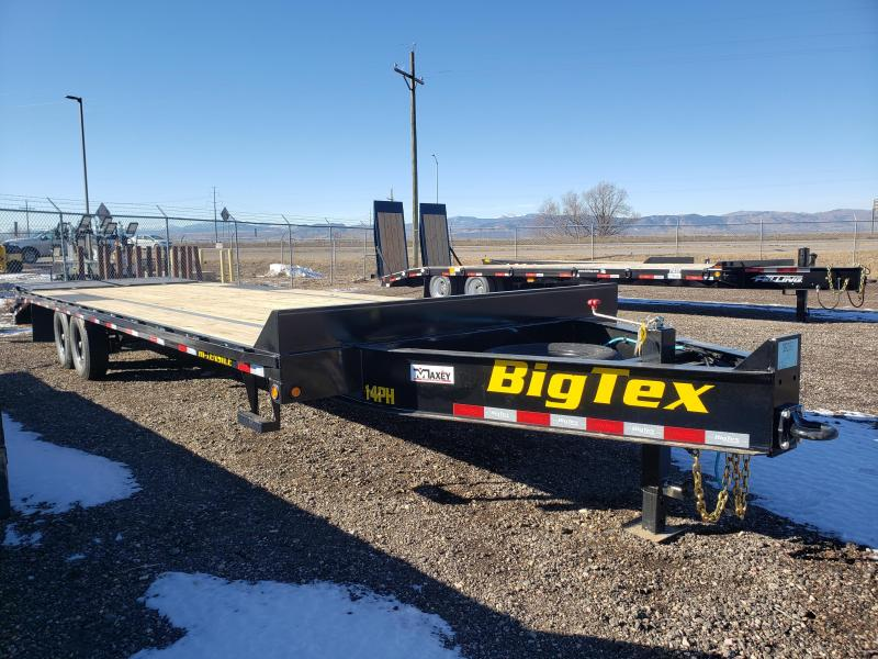 2021 Big Tex Trailers 14PH-25+5MR Pintle Deck-Over Flatbed Trailer