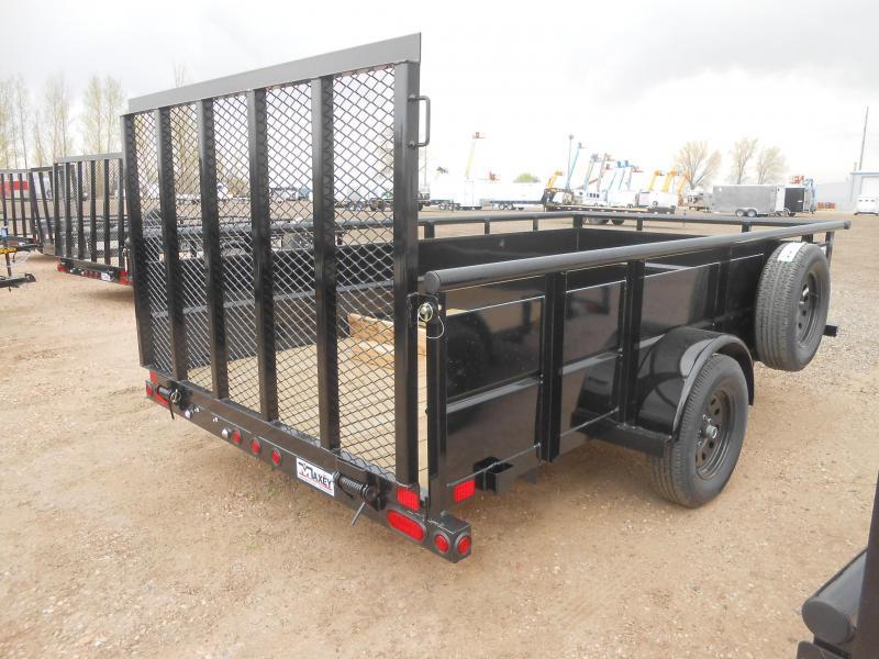 2022 Big Tex Trailers 35SV-12 Solid Side Utility Trailer