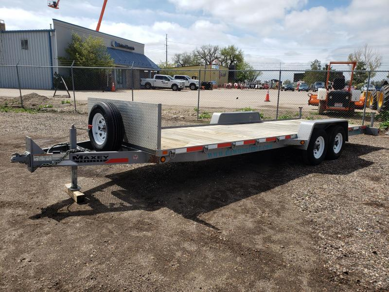 """2007 Other 6'3""""W X 22'L Maxey Equipment Trailer"""