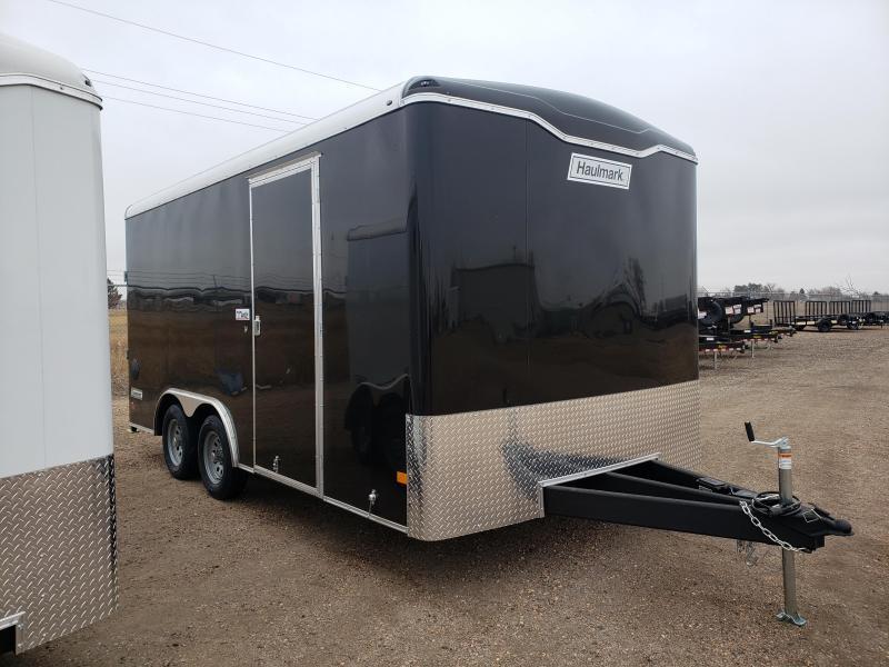 2021 Haulmark TS8516T2-RD Enclosed Cargo Trailer