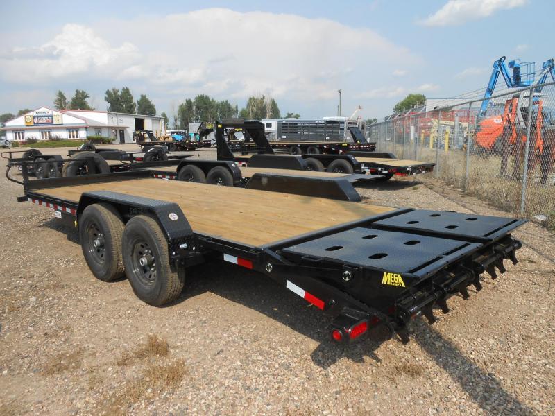 2021 Big Tex Trailers 14ET-20MR Equipment Trailer