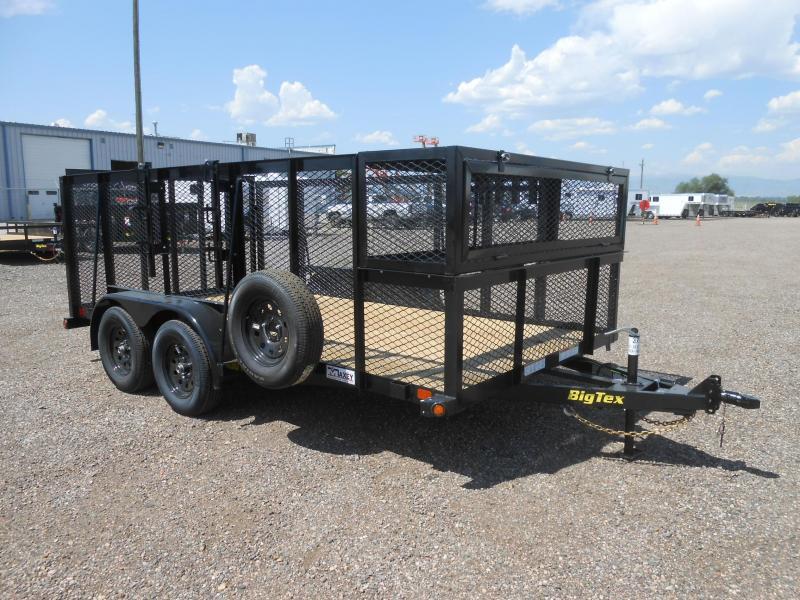 2021 Big Tex Trailers 70LR-14P4 Landscape Utility Trailer