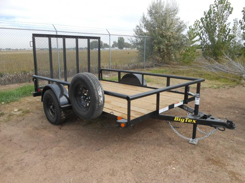 2021 Big Tex Trailers 35SA-10 Utility Trailer