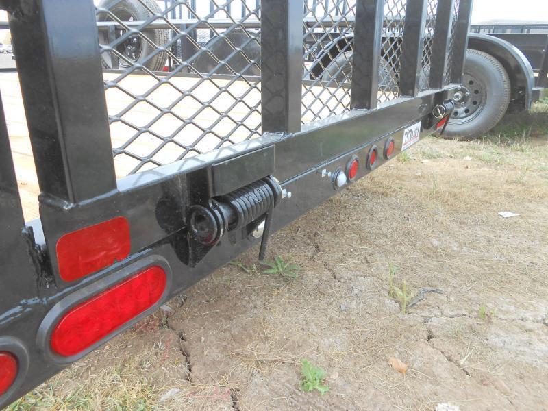 2021 Big Tex Trailers 35SA-10 Utility Trailer