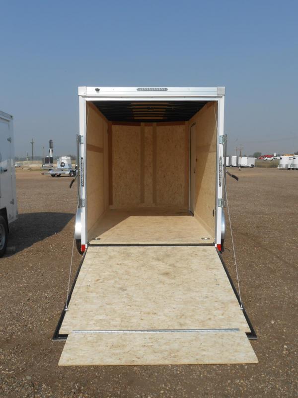 2021 Haulmark TSV612S2-RD Enclosed Cargo Trailer
