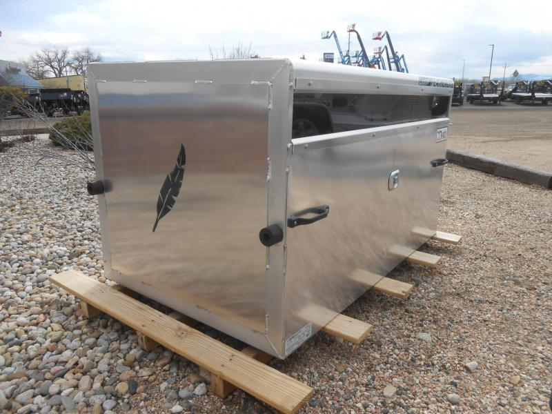 2022 Featherlite 8191-0006 Truck Boxes (Livestock and Dog)