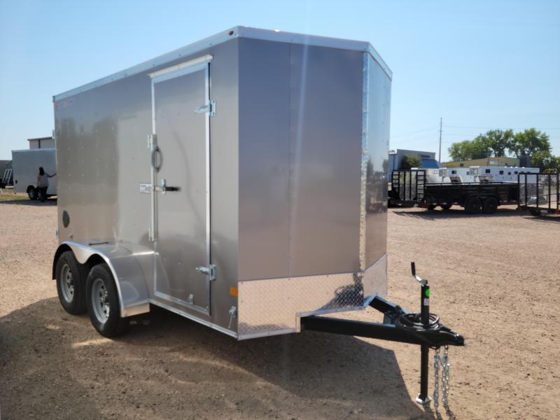 2022 Wells Cargo FT612T2-D-DBL DRS Enclosed Cargo Trailer