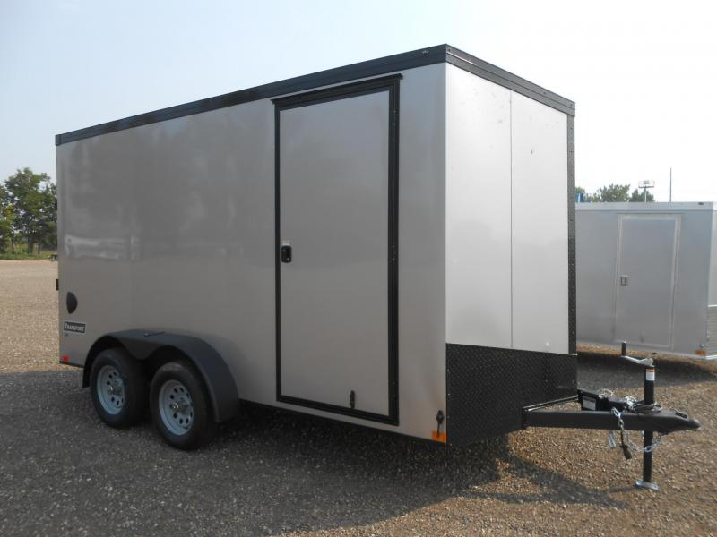 2021 Haulmark TSV714T2-RD Enclosed Cargo Trailer