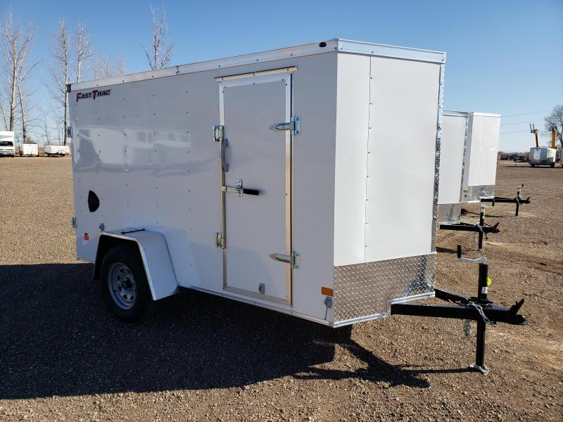 2021 Wells Cargo FT510S2-D Enclosed Cargo Trailer