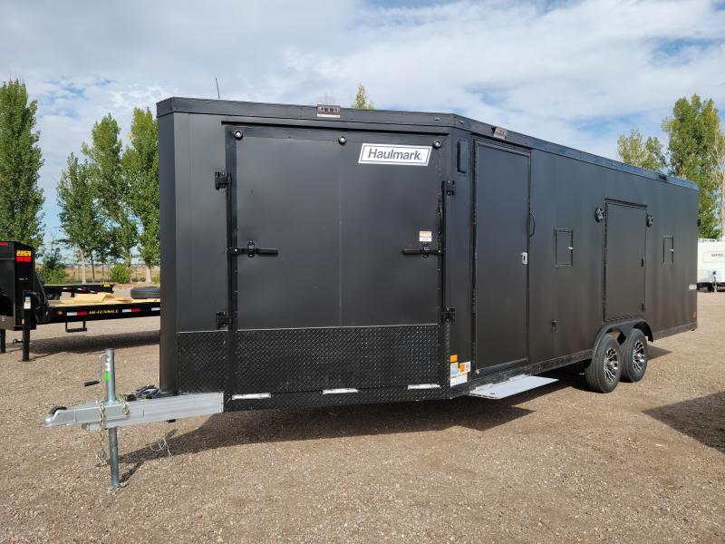 2022 Haulmark VTM8528T3 Venture Aluminum ATV / UTV / Snowmobile Trailer