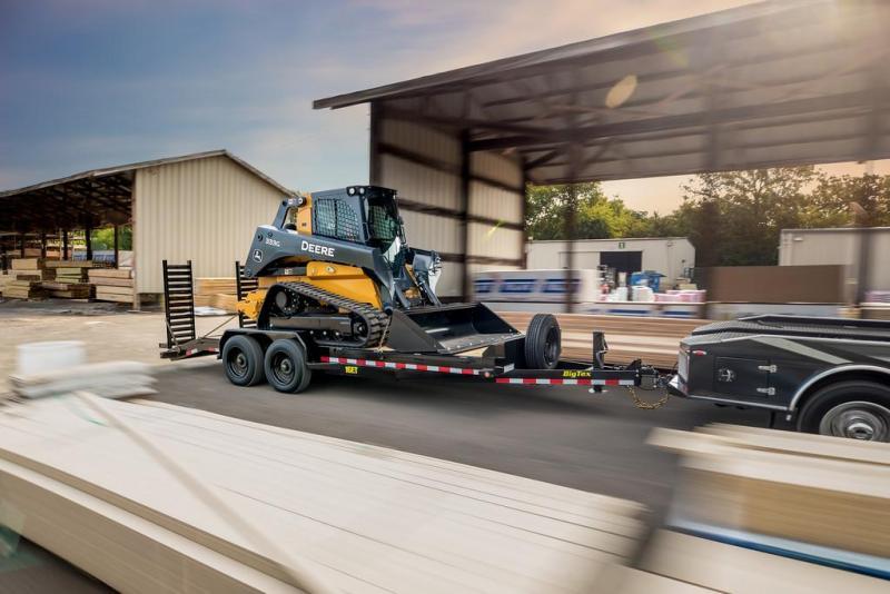 2021 Big Tex Trailers 16ET-19+3 Super Duty Equipment Trailer