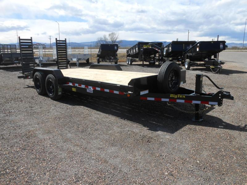 2021 Big Tex Trailers 16ET-19+3 Super Duty Equipment Trailer