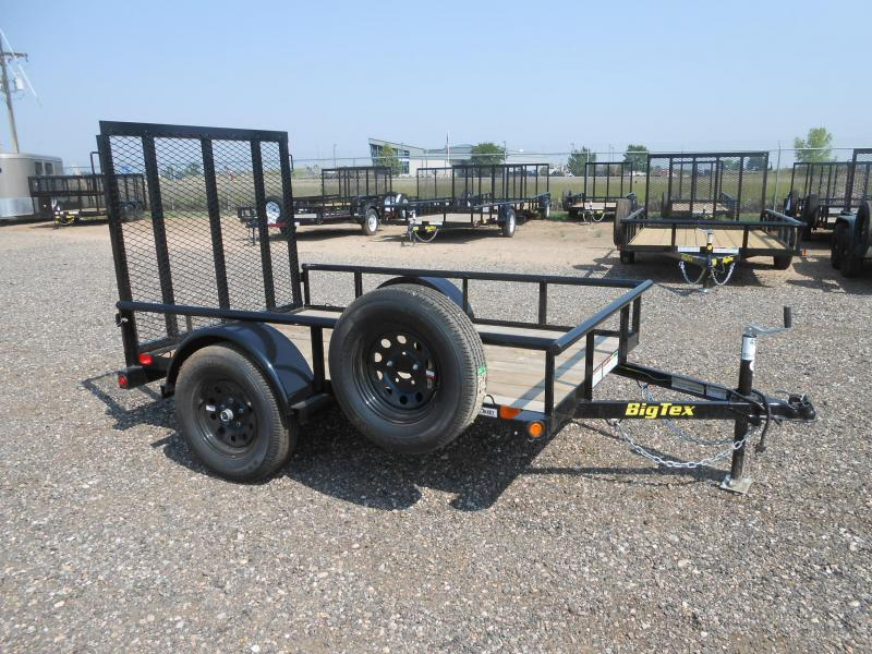 2021 Big Tex Trailers 30SA-08 Utility Trailer