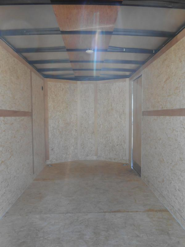 2021 Wells Cargo FT712S2-D-RD Enclosed Cargo Trailer