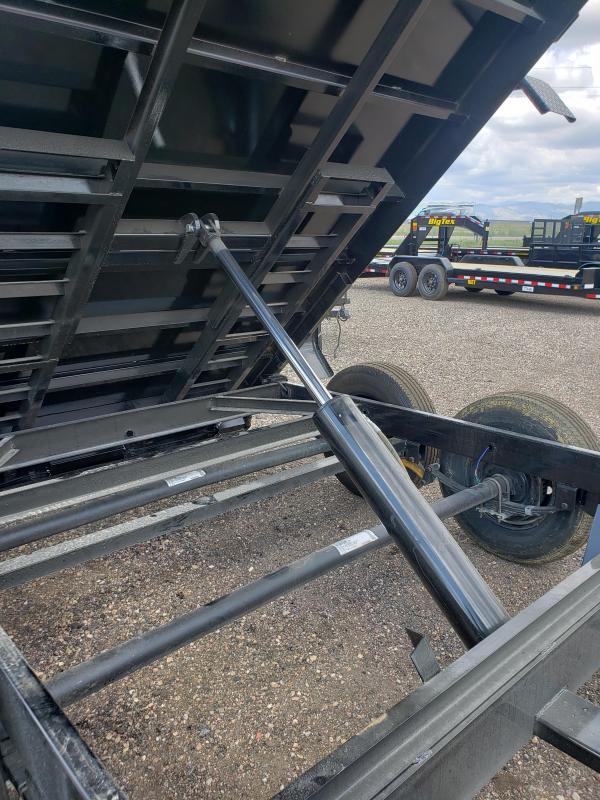 2022 Big Tex Trailers 10SR-12XL Dump Trailer