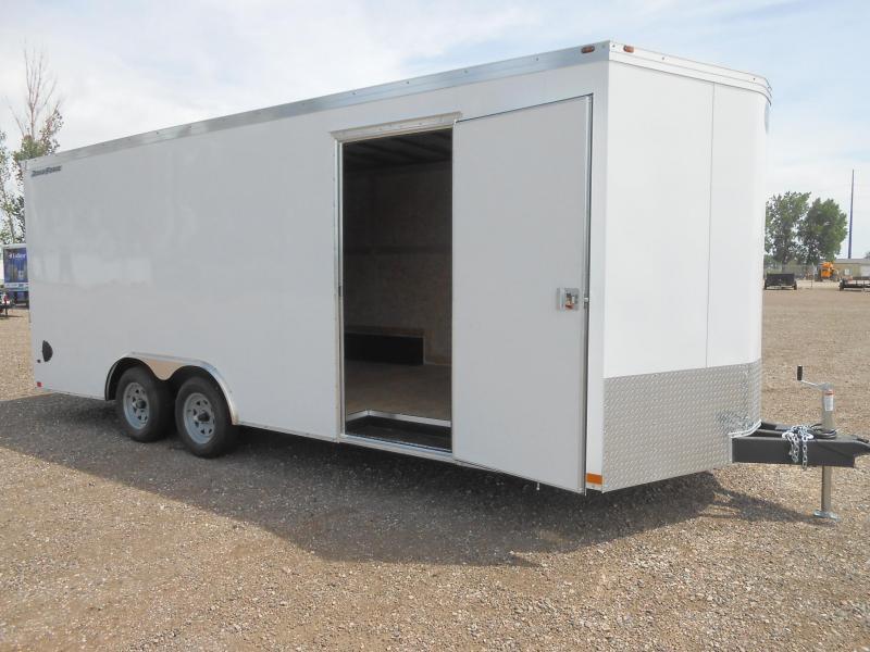 2020 Wells Cargo RFV8520T2-RD Enclosed Cargo Trailer
