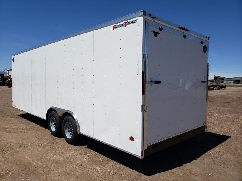 2021 Wells Cargo FT8524T3-D-RD Enclosed Cargo Trailer
