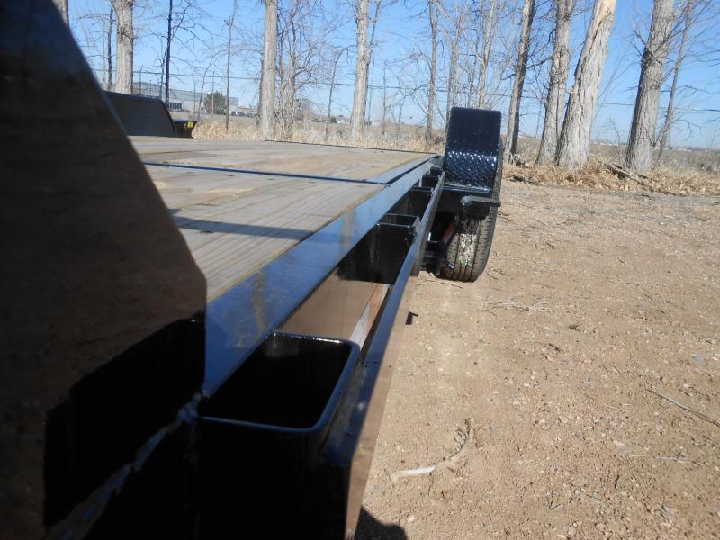 2021 Big Tex Trailers 14TL-20 Tilt Deck Equipment Trailer