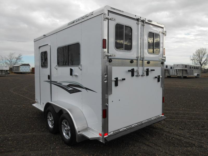2022 Featherlite 9652-212A Straight Load Horse Trailer