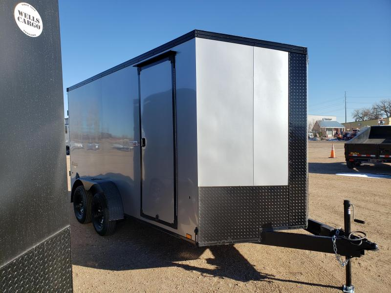 2022 Cargo Express XLW714TE2SE-RD Enclosed Cargo Trailer