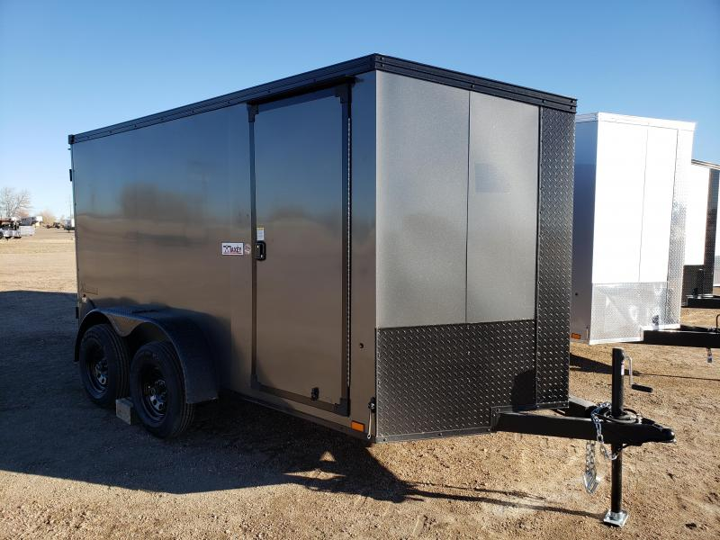2022 Cargo Express XLW6X12TE2SE-RD Enclosed Cargo Trailer