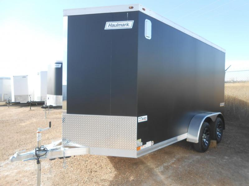 2020 Haulmark HAUV7X14WT2-RD Enclosed Cargo Trailer