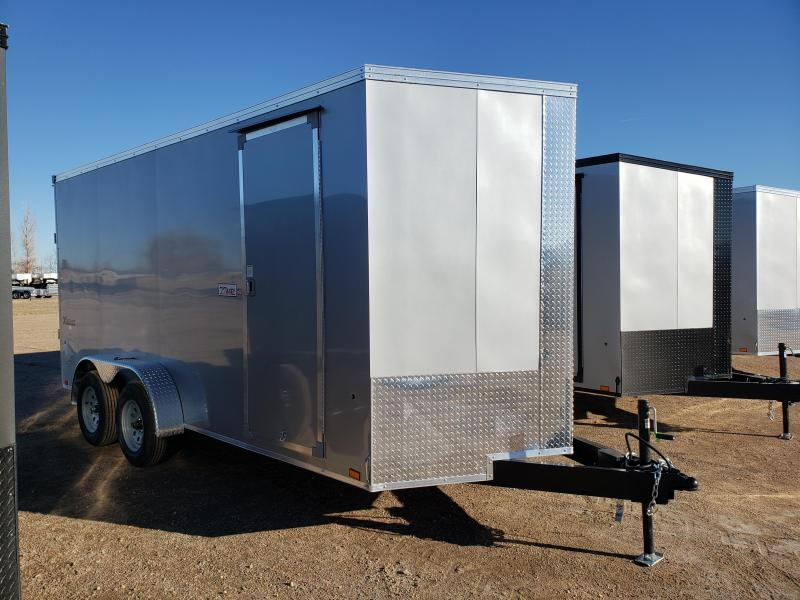 2022 Cargo Express XLW716TE2-RD Enclosed Cargo Trailer