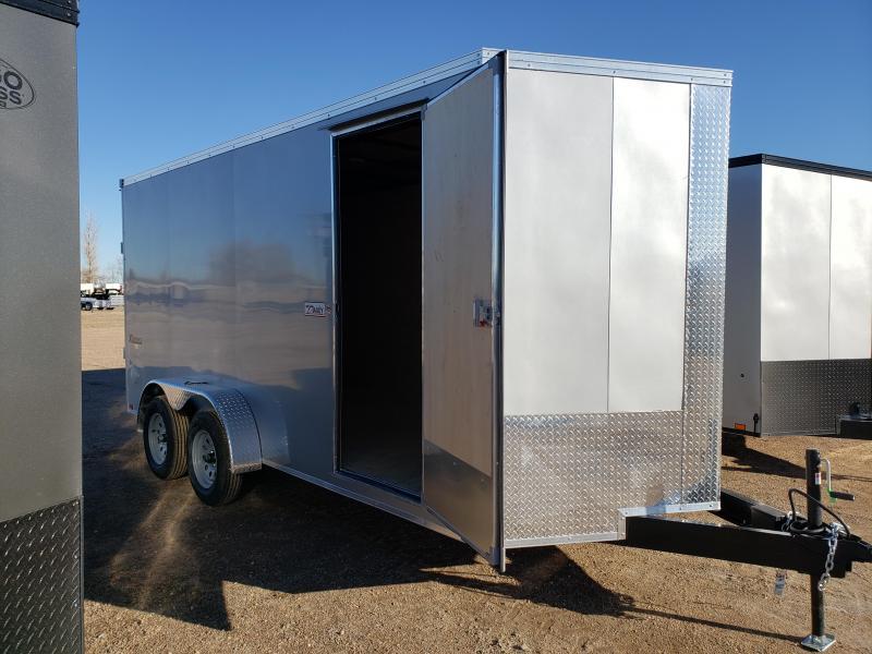 2022 Cargo Express XLW716TE2-RD Enclosed Cargo Trailer