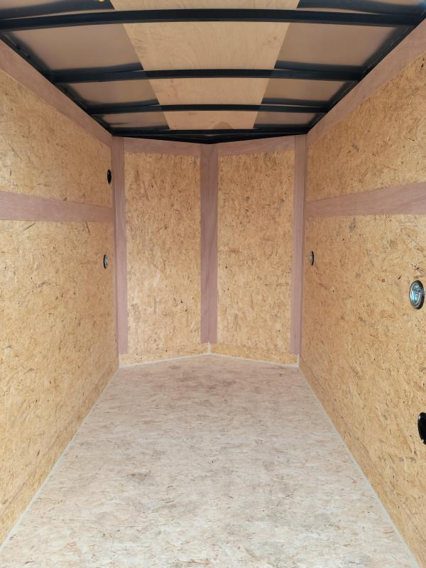 2022 Wells Cargo FT58S2-D-RD Enclosed Cargo Trailer