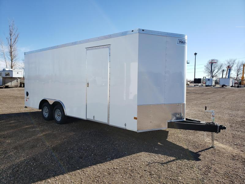 2021 Haulmark TSV8520T2-RD Enclosed Cargo Trailer