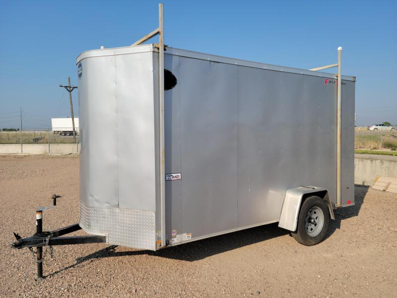 2021 Wells Cargo FT612S2-D-RD Enclosed Cargo Trailer