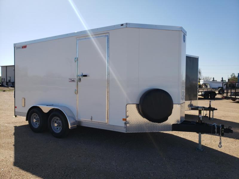 2021 Wells Cargo WVHD714T3-RD Heavy Duty Enclosed Cargo Trailer