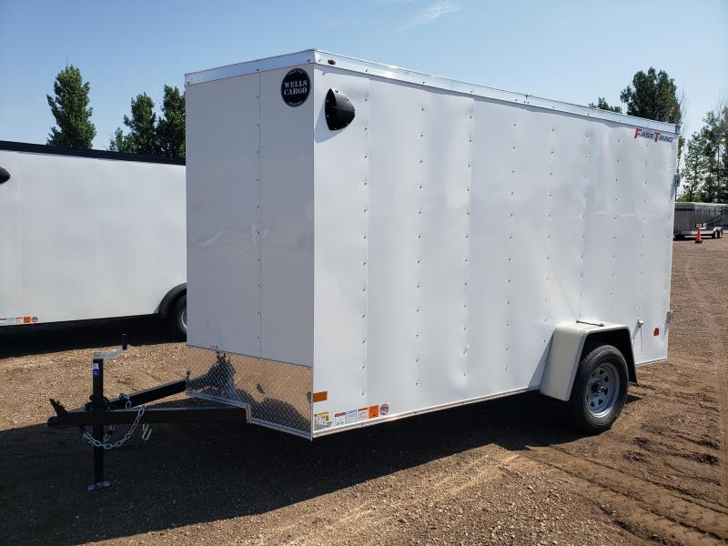2022 Wells Cargo FT612S2-DBL DRS Enclosed Cargo Trailer
