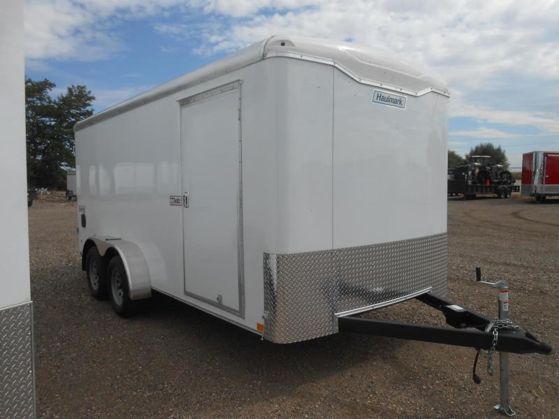 2022 Haulmark TS716T2-DBL DRS Enclosed Cargo Trailer