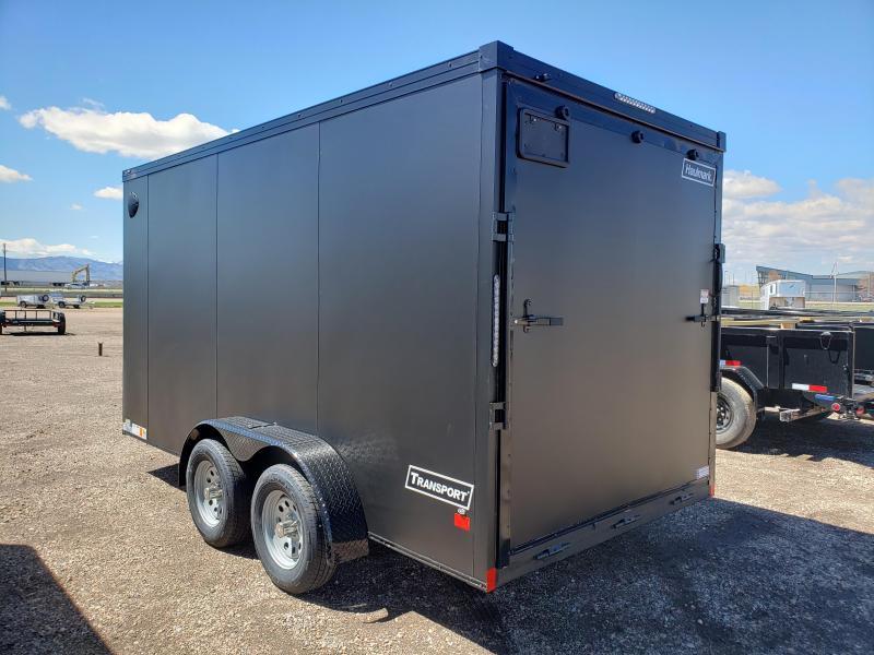 2021 Haulmark TSV714T2-RD Enclosed Cargo Trailer