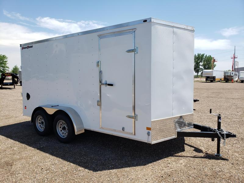 2022 Wells Cargo FT714T2-RD Enclosed Cargo Trailer