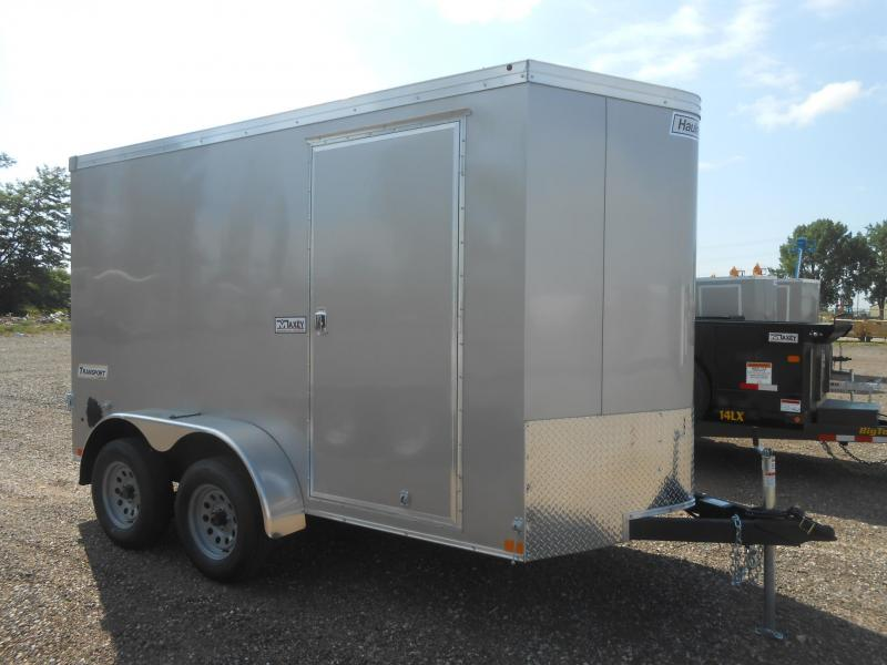 2021 Haulmark TSV612T2-DBL DRS Enclosed Cargo Trailer
