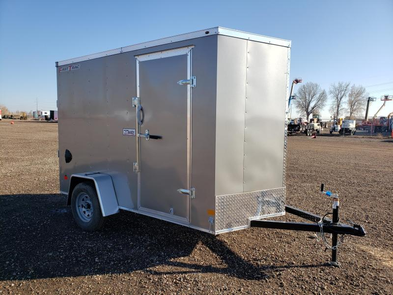 2021 Wells Cargo FT610S2-D-RD Enclosed Cargo Trailer