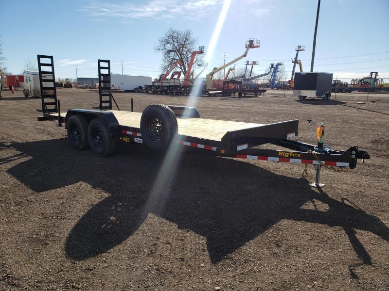 2022 Big Tex Trailers 14EE-20 Equipment Trailer