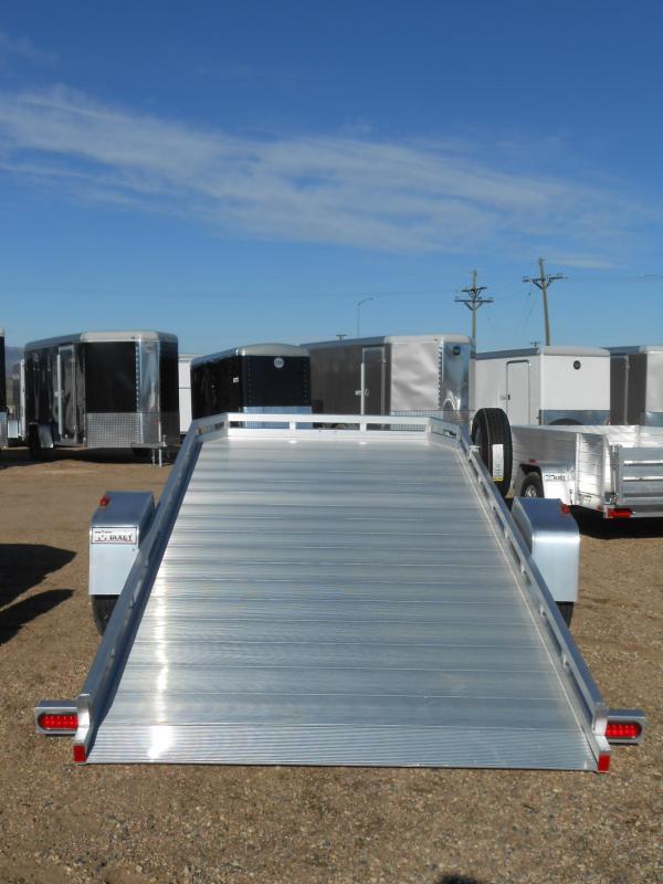 2022 Aluma 7814TILT Aluminum Utility Trailer