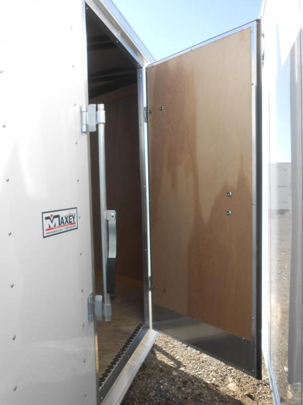 2021 Wells Cargo FT8516T2-DBL DRS Enclosed Cargo Trailer