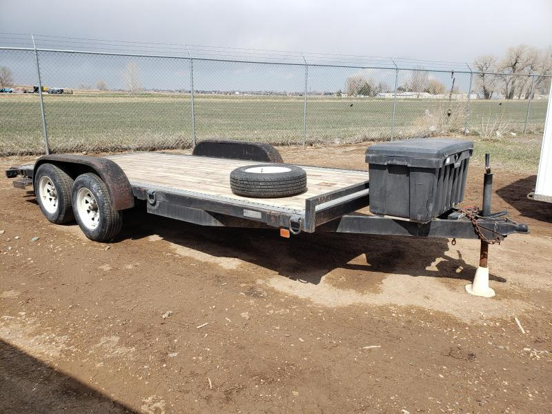 2004 Other Dargo 7X16 Car / Racing Trailer